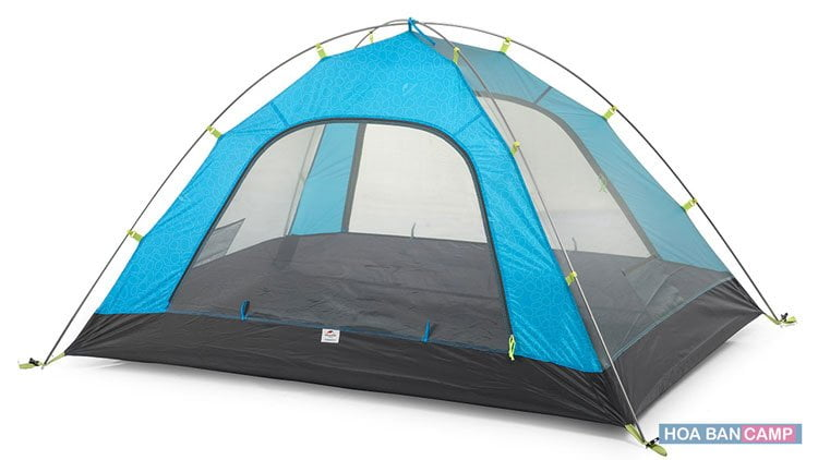 Lều 3 Người Naturehike P-Series NH18Z033-P