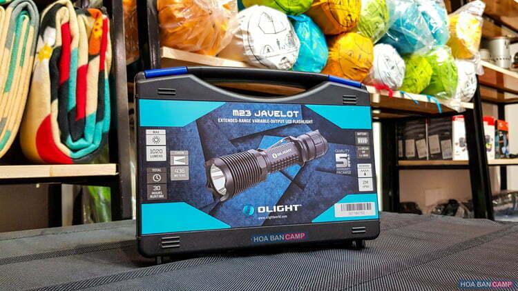 Đèn Pin Olight M23 Javelot - 1020 Lumens