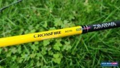 Cần Lure DAIWA CROSSFIRE-X 662MS-SD
