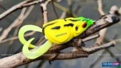Mồi Câu Lure Mazzy Frog MF-40