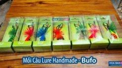 Mồi Câu Lure Handmade Bufo