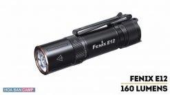 Đèn Pin EDC Fenix E12 V2 AA 160 Lumens