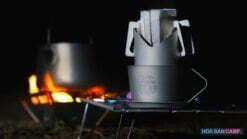 Tách Pha Drip Coffee Titanium Fire Maple 200ml