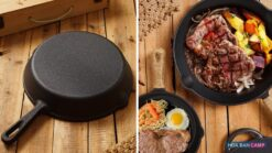 Chảo Gang Cast Iron CLS